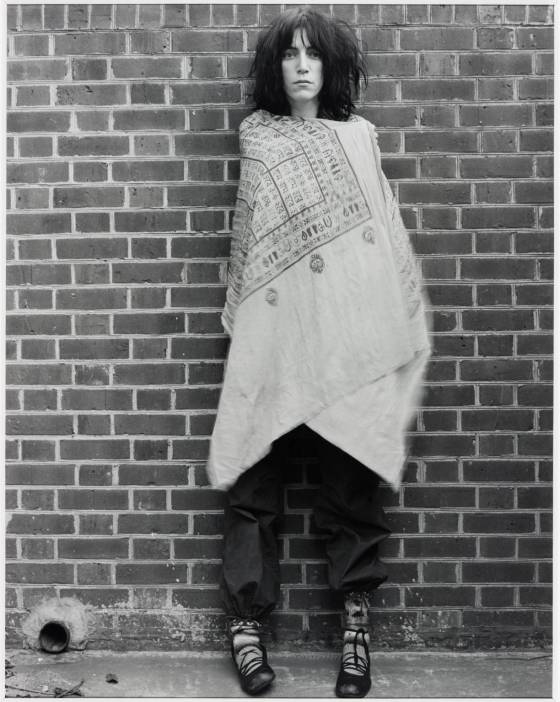 Patti Smith 1978, printed 2005 by Robert Mapplethorpe 1946-1989