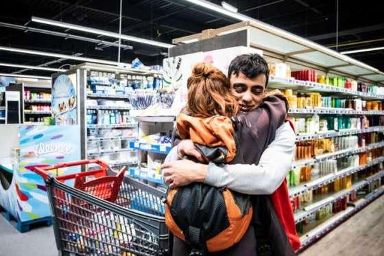 L'EFFONDREMENT - Supermarché